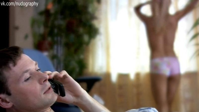 Анна Лутцева голая в сериале Закон мышеловки (2007, Александр Якимчук) - серия 3, 7