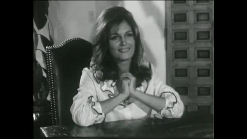 Dalida - Au-dela de l'ecran - interview / 28-07-1963