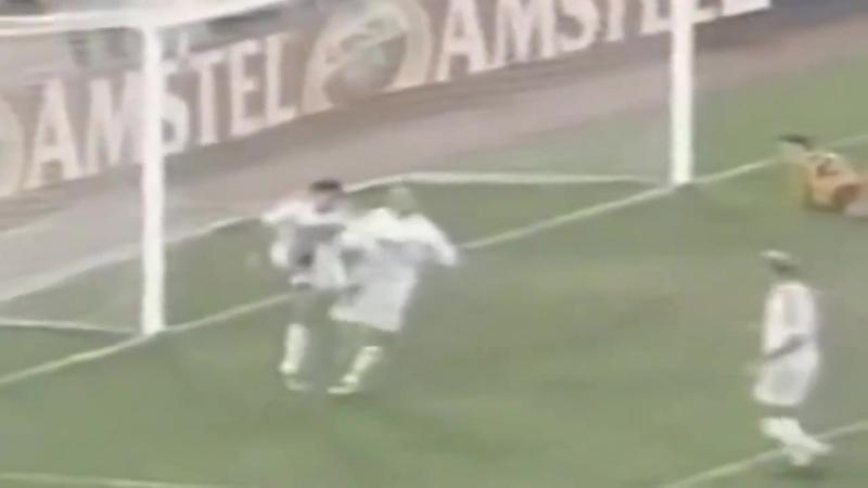 Рома Реал Мадрид Лига Чемпионов 2004 2005 6 тур