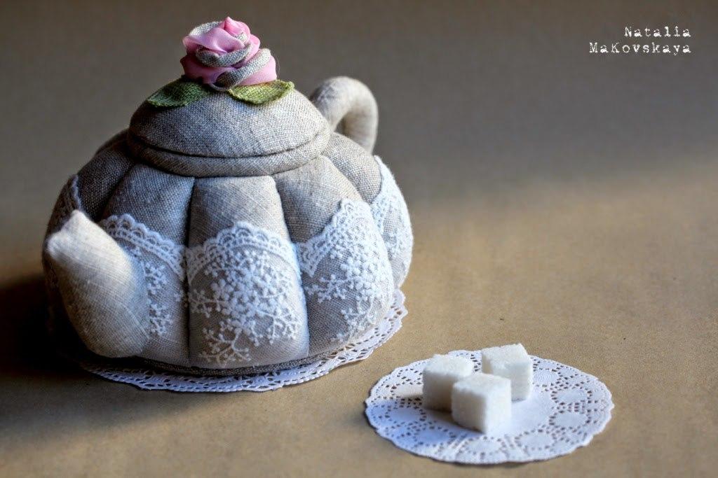 чайник ткань