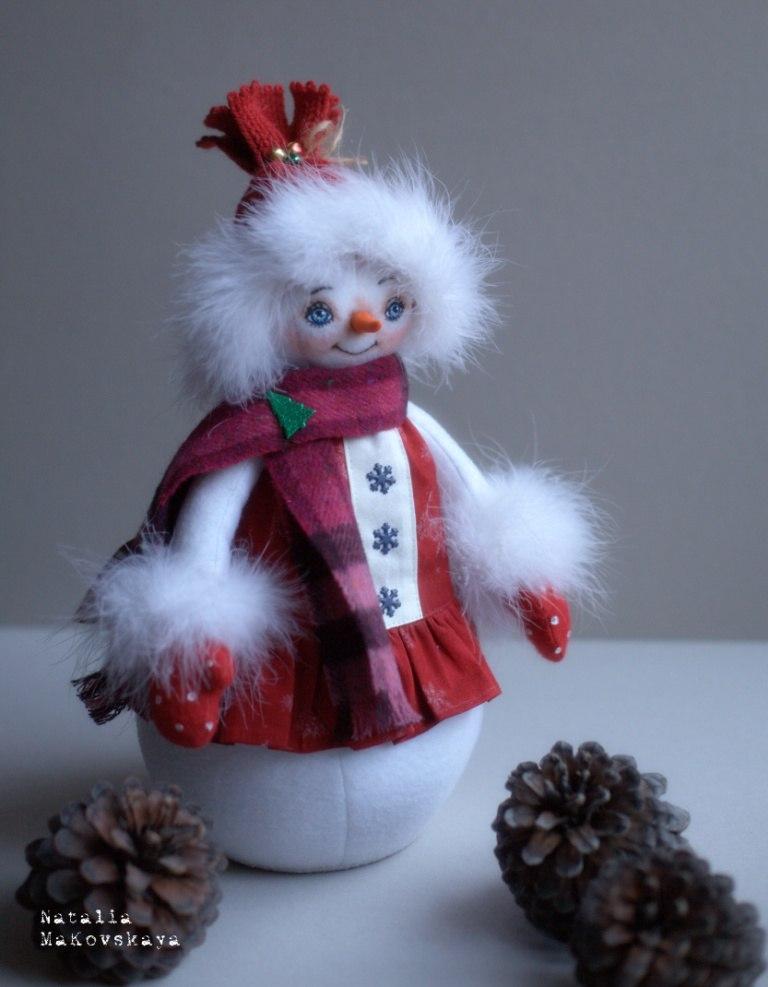 снеговушка