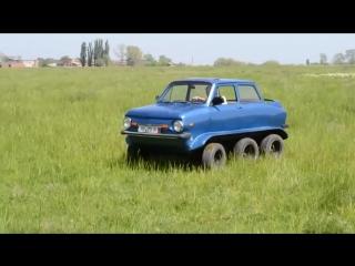 Зачетный тюнинг ЗАЗ-968