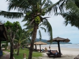 Клонг Прао ресорт и его пляж