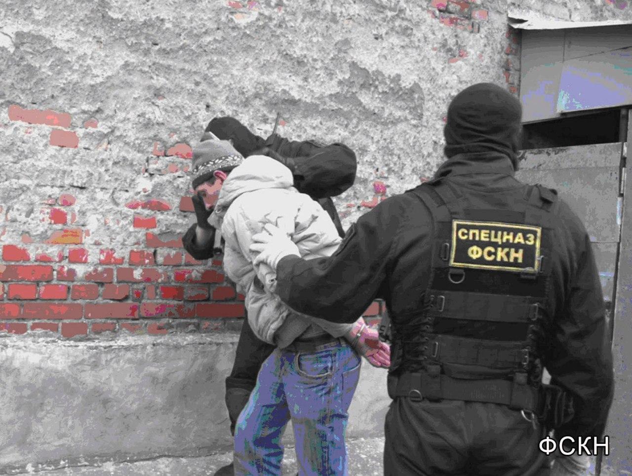 В Таганроге наркополицейские задержали организованную преступную группу, снабжавшую наркотиками местных жителей