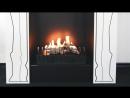 Автоматический биокамин HotBox от Planika