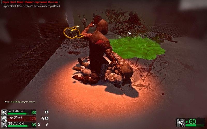 Left 4 Dead 2: Fatal Return (2016) скачать торрент с rutor org