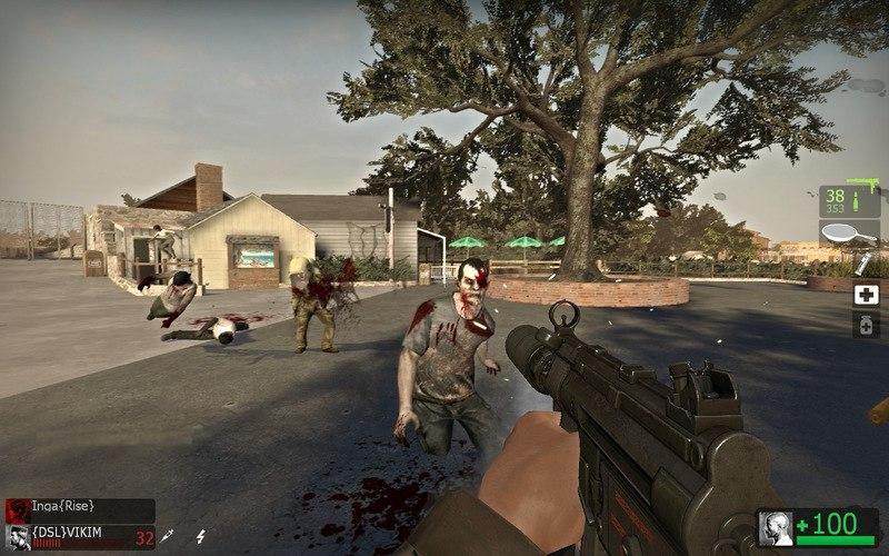 Left 4 Dead 2: Fatal Return (2016) скачать торрент