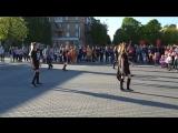 13 Мая выступление перед Кристаллом.Violet Dance... Lady dance...