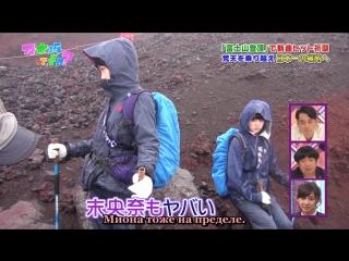 [Team Melon Pan] Nogizaka46 – Nogizakatte Doko EP154 от 05.10.2014 (русские субтитры)