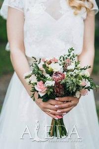 Наша 👰💍#невестаАледа #brideAleda Князева Ольга в платье  👗 Алэйна😍 #gabbiano