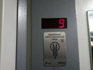 Лифт ЩЛЗ (2014 г.в.), (г. Красногорск), V=1 м/с, Q=400 кг (5)