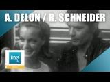 Alain Delon et Romy Schneider tournent
