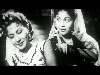 Sharma Ke Zara Aye Mast Ada - Asha Bhosle, Shamshad Begum, Aladdin Aur Jadui Chirag Song