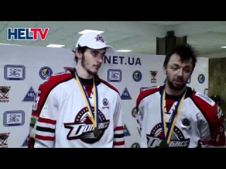Хоккеисты Донбасса: