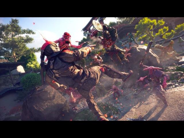 Shadow Warrior 2 - Who Wants Some Wang Trailer