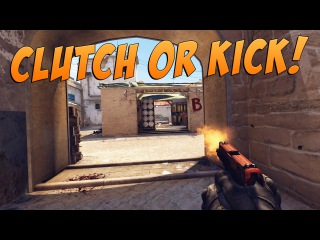CS:GO - Clutch or Kick! #68