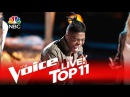 The Voice 2016 Paxton Ingram - Top 11: Break Every Chain