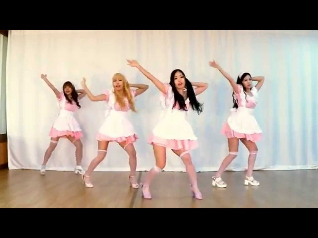 Waveya - Girls' Generation-TTS (TAETISEO) HOLLER cover dance
