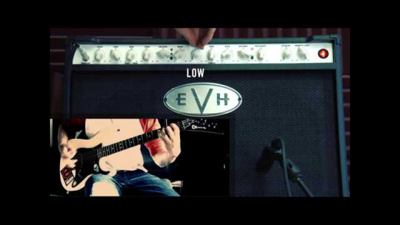 EVH 5150III 1x12 50w Combo