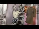 Шьем сами   Покрой и шитье платья как у Джейн Биркин