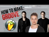 FL Studio How To Make Groove +FLP (Like Axwell Ingrosso, Dannic &amp Sick Individuals)