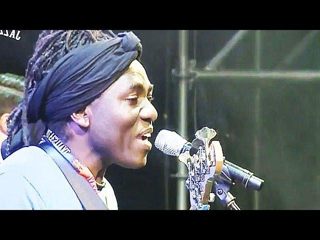 Richard Bona - Diba La Bobe Eye o Me- live 2015