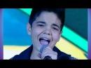 NATAN - Say say say • Jovens Talentos - Raul Gil (23/11/13) JT2013