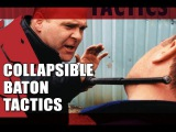 How to Use the Collapsible Baton in Various Attack Situations  COLLAPSIBLE BATON TACTICS