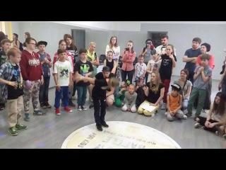 YELLOW BATTLE FOR KIDS :2016: I LOVE DANCE STUDIO
