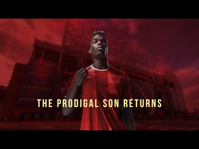Paul Pogba - The Prodigal Son Returns by @aditya_reds
