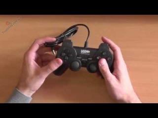 ✔ Обзор ✔ DualShock USB геймпад для ПК
