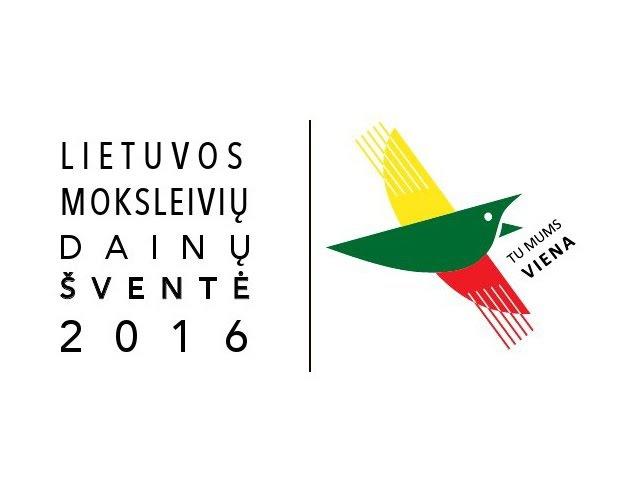 LIETUVA | 2016 m. Moksleivių dainų šventė Tu Mums Viena