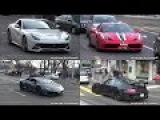 Supercars in Zürich Vol.64 - (F12 Berlinetta, Huracan, 458 Speciale, Techart GT STREET R)