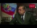 6 августа 2016 Игорь Плотницкий, интервью IGCP (Война в Донбассе. Прямая речь)