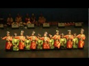 Indonesian folk dance Ratoh Jaroe dance from Aceh