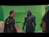 Неудачные дубли на съёмках фильма Люди Икс: Апокалипсис
