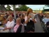 Pernilla Wahlgren, Benjamin Ingrosso, Anders Lundin and the audience-Sudda Sudda.(Alls