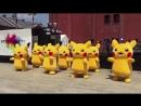 Pikachu dancing 센지해 Sentimental - WINNER