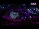 Евровидение 2016. Первый полуфинал / Eurovision 2016. Semi-Final 1 (Россия 1, 10.05.2016)