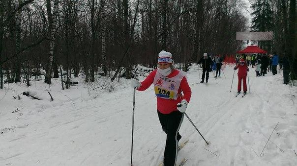 Команда Бубшкинского района заняла первое место в лыжных гонках