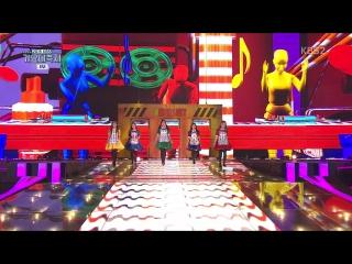 151230 Red Velvet - Dumb Dumb @ KBS Gayo Festival