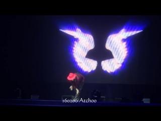 160206 SW2016 in Fukui - Lucifer Dance Break