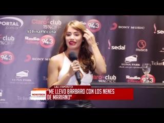 ¡Qué confesión! Lali Espósito y una frase contundente sobre su casamiento con Mariano Martínez