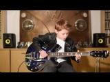 TOBY LEE Aged 11 - T-Bone Walker Jam