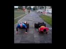 Летний тренинг CrossFit