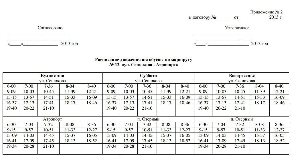 Междуреченский мортка расписание автобусов
