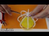 Бесплатный мастер класс Клетка для птицы счастья из фоамирана в стиле куклы Эвик