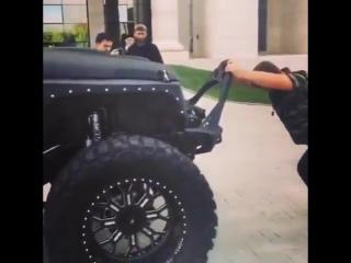 Кадыров в хорошей форме 
