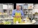 Как чистить стебли сельдерея мастер класс от шеф повара Илья Лазерсон Обед безбрачия