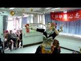 Sky創意舞蹈團& Iris tribal belly dance, ATS® @20151223大腳印開心志工活動